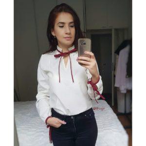 Koszula z riuszką