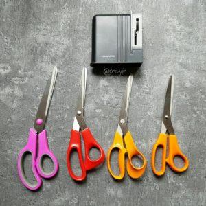 Jak naostrzyć nożyce