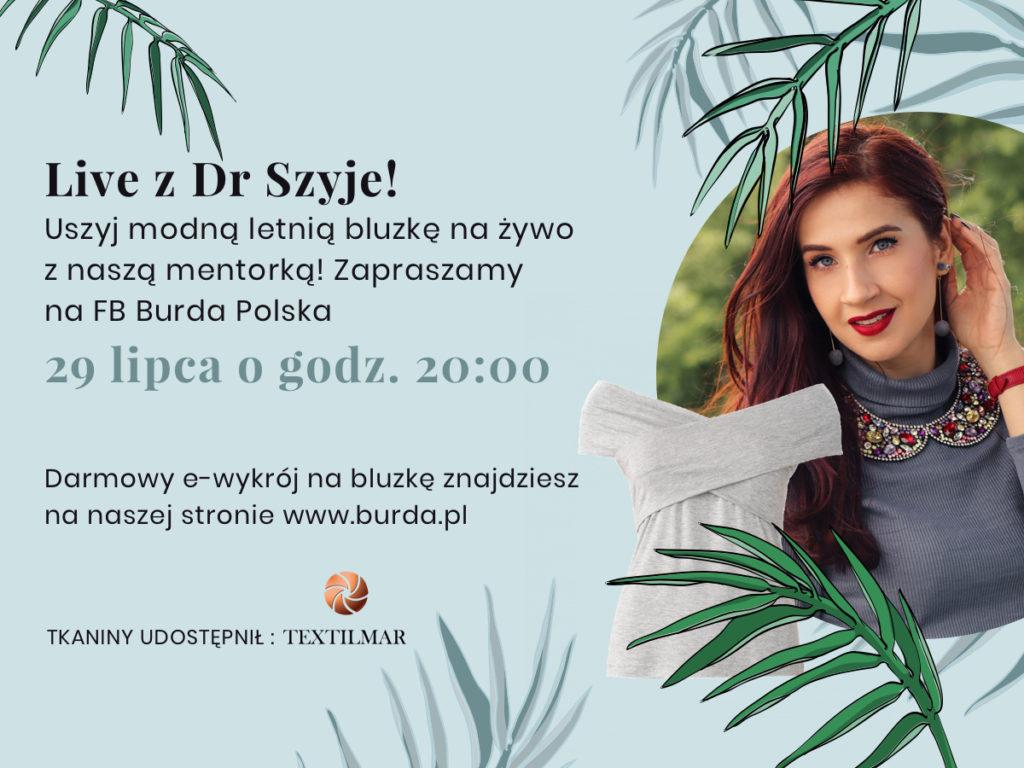 live z dr Szyje