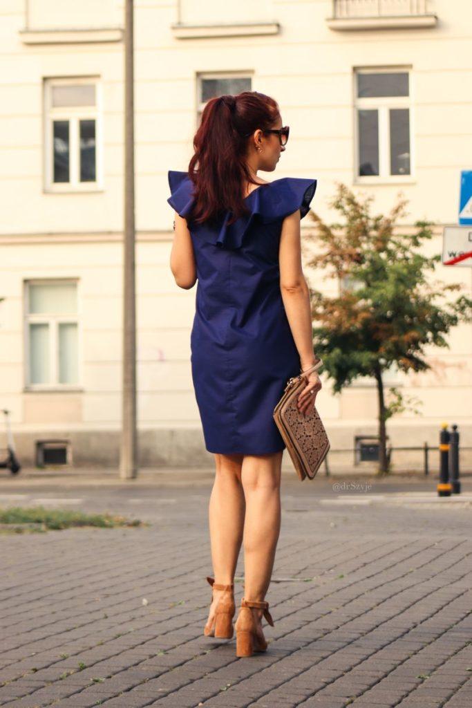 sukienka papavero